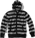 HK Straight to Hell Hooded Zip Sweater
