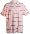 Fun Knit SS Polo Shirt  Light Pink