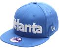 Clean Wordmark Atlanta Braves Youths Snapback Cap