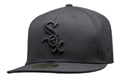 Black on Black Chicago White Sox New Era Cap  Black