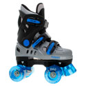 New Phoenix BlueSilver Kids Quad Roller Skates