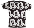 Mickey Mickey SS TShirt  Black
