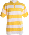Dickie SS Polo Shirt  Daffodil Yellow