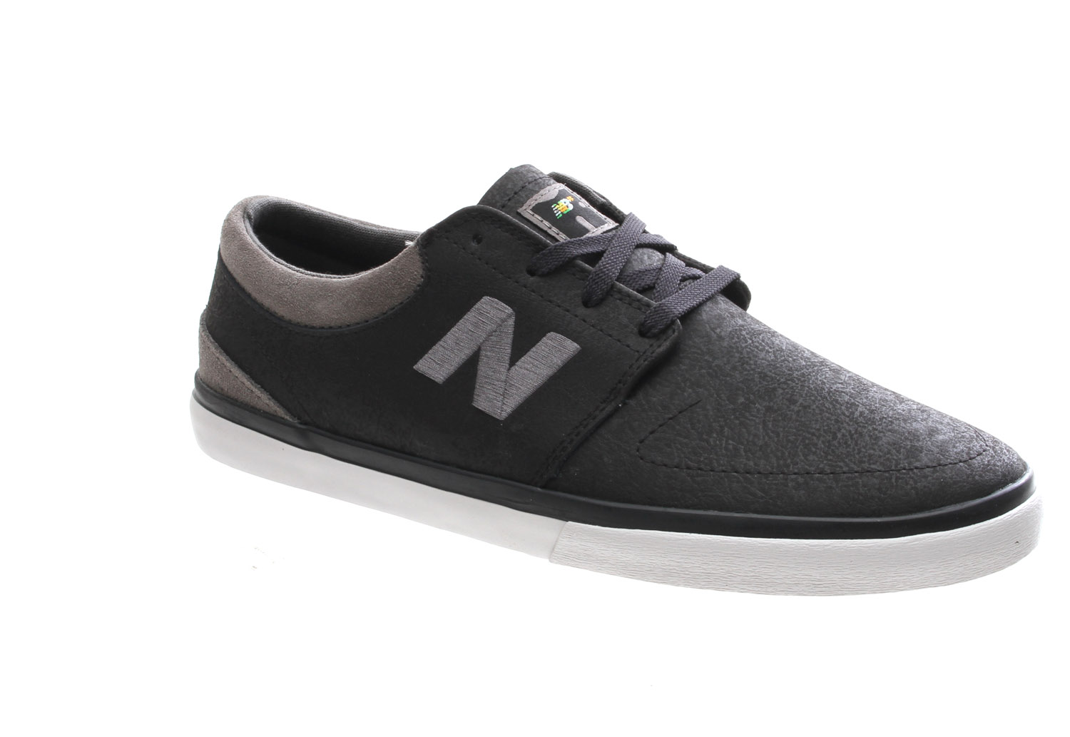 official photos 32e90 5dffb 360 by YoFLA · New Balance Numeric Brighton 344 Black High Abrasion Shoe