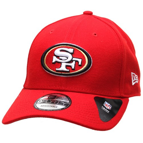 6811f847f48f84 Details about New Era San Francisco 49ers Cap - NFL The League 9FORTY Cap.