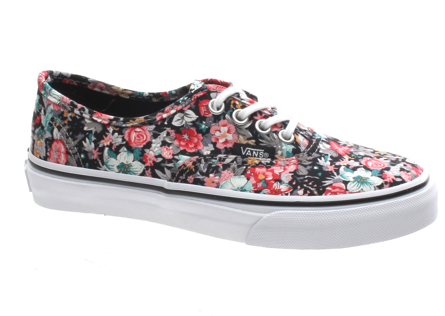 98786b884a 360 by YoFLA · Authentic (Multi Floral) Black True White Kids Shoe WWXDL4 ·  Authentic ...